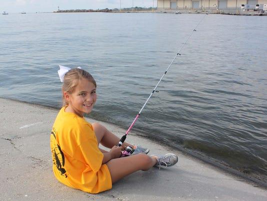 Free Saltwater Sport Fishing Days