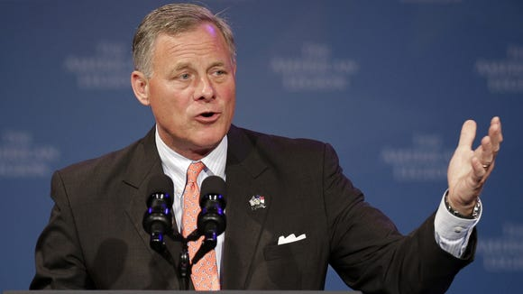 U.S. Sen. Richard Burr, R-N.C.