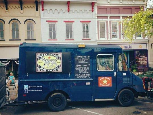 Mai Chau Food Truck