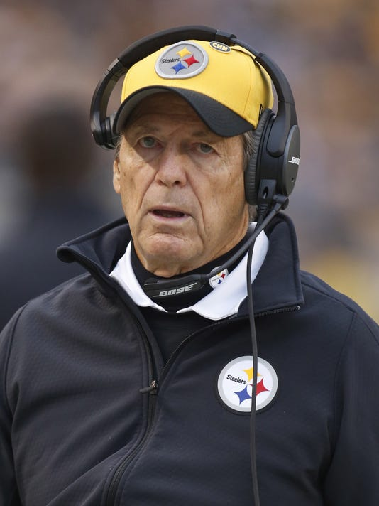 NFL: New Orleans Saints at Pittsburgh Steelers