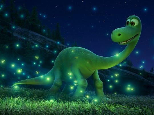 "In the frontier-influenced world of ""The Good Dinosaur,"""