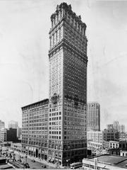 The lower Book Building and taller Book Tower will be renovated by businessman Dan Gilbert and his partners.