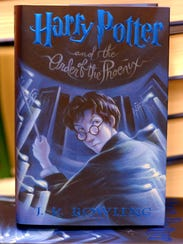 """""""Harry Potter and the Order of the Phoenix."""""""