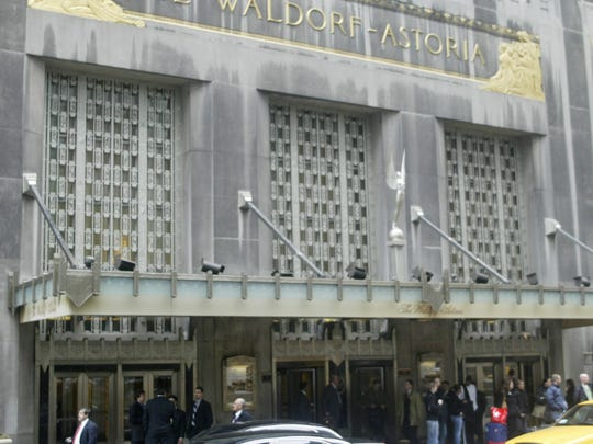 Enjoy a special Valentine's experience at the Towers of the Waldorf Astoria New York.