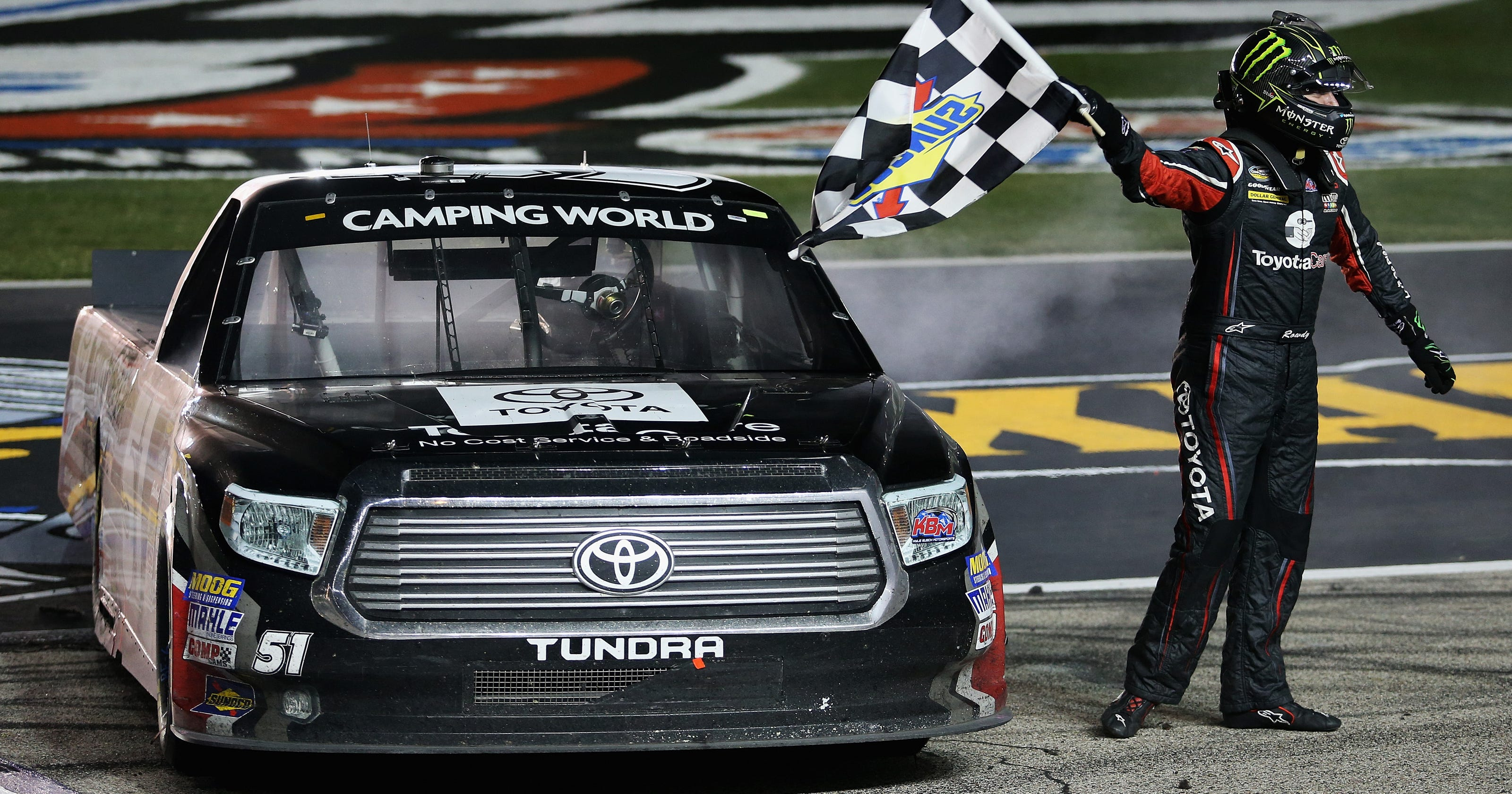 Kyle Busch Motorsports >> Kyle Busch Motorsports Former Gm Made Fraudulent Claims
