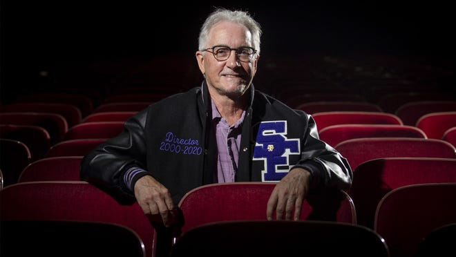South Eugene High School drama program director Pat Avery has retired after a 20-year stint at the school. [Andy Nelson/The Register-Guard] - registerguard.com