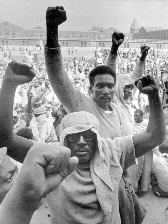 prison riot research paper
