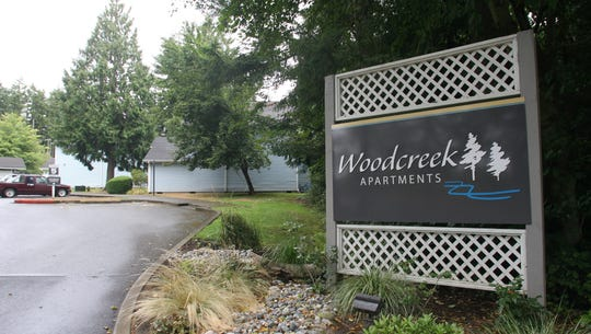 Expansion is planned for the Woodcreek apartments on