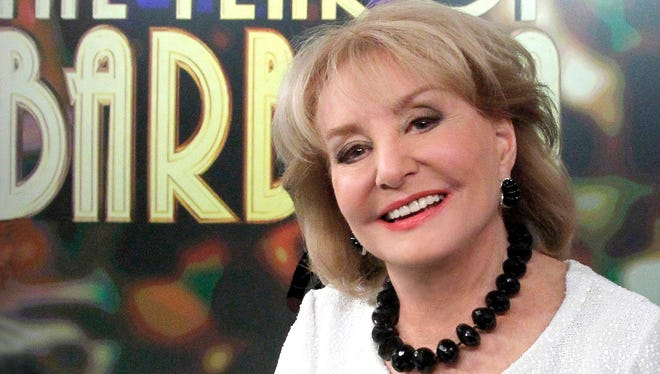 Barbara Walters says 'The View' may get a permanent male panelist after she retires this month
