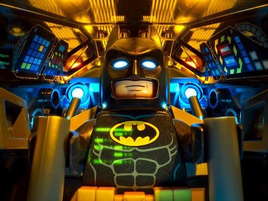Will Arnett is the voice of Batman in 'The Lego Batman