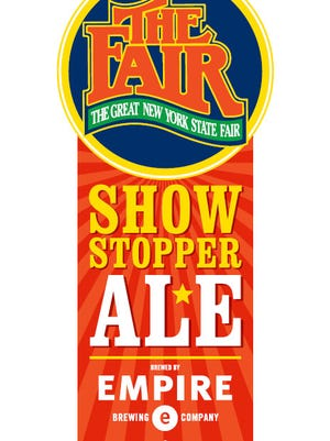 Show Stopper Ale is made by Empire Brewing Co.