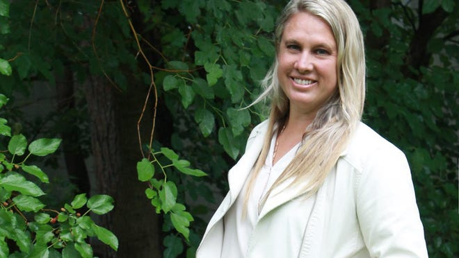 Olga Enger will seek an at-large seat on the Newport City Council.