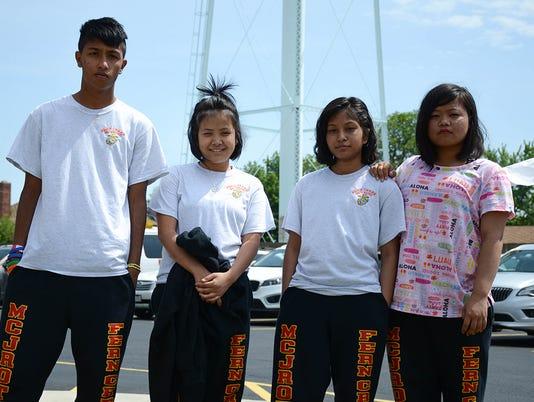 PTC 0825 1 Nepal - Camp Perry