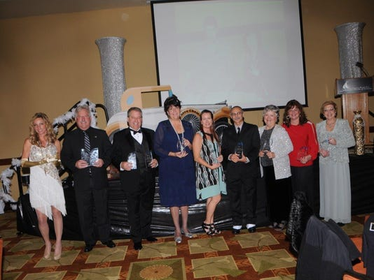 POM Navarre Beach Chamber Award Winners