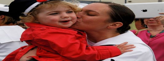 Navy triples maternity leave for sailors