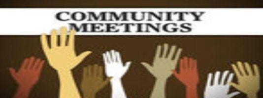 Public meetings for Aug. 26