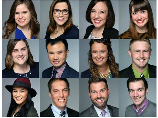 Meet this year's YP of the Year finalists.