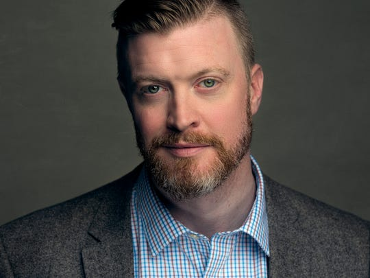 Nathan Conrad, communications director of Natural Resource