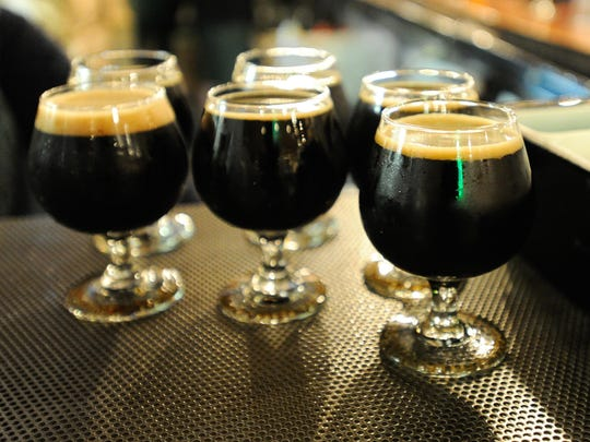 Dogfish Head unveiled its Beer for Breakfast, made from Rapa Scrapple, in December 2014.