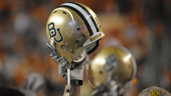 The alleged incident came after Baylor's Nov. 5 loss to TCU.