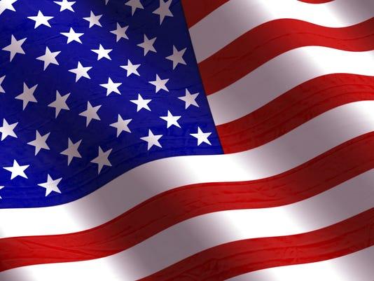 #stockphoto - US flag