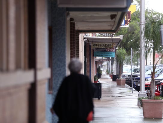 Downtown Kingsville Due For Major Facelift