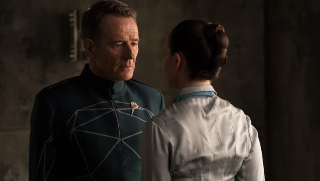"Bryan Cranston stars in ""Human Is,"" one of the episodes of ""Philip K. Dick's Electric Dreams"" on Amazon Prime."