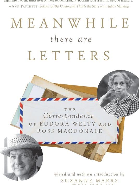 Letters bookjacket
