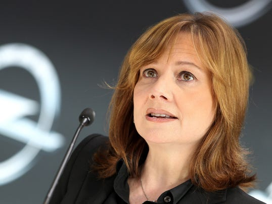 Gm Ceo To Testify In Congress April 1 On Recall