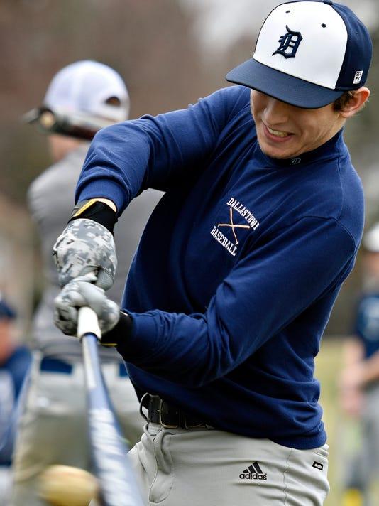 Dallastown Area High School baseball tryouts