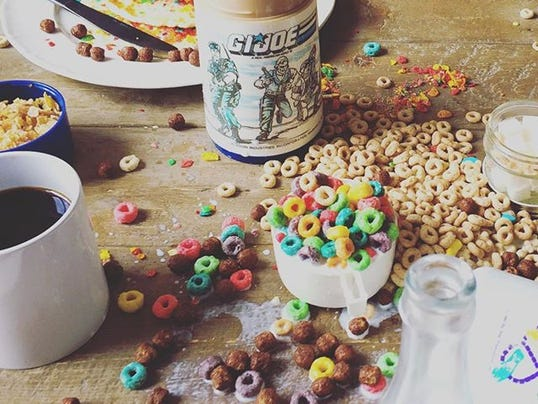 Spiked Cereal
