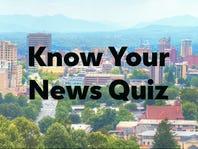 Asheville News Quiz