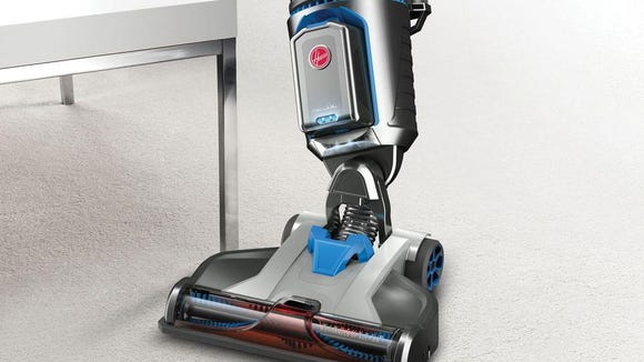 The Hoover Air Lift is almost robust enough to replace your regular upright...almost.