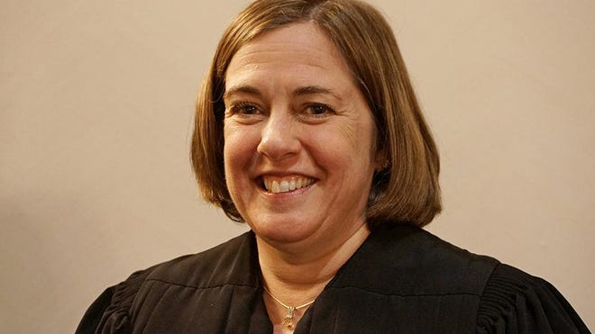 Judge Mary S. McElroy.