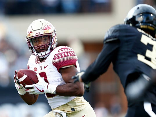 NCAA Football: Florida State at Wake Forest