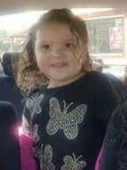 Four-year-old Ginaya Mercado was taken to the hospital,