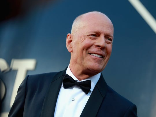 Bruce Willis attends the Comedy Central Roast of Bruce