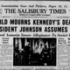 JFK assassination: Local reactions from the Daily Times archives
