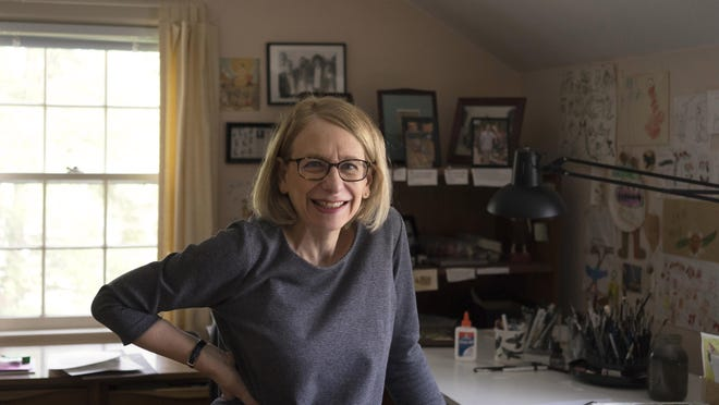 The author of this year's book for the NEO Big Read program is Roz Chast (Photo courtesy of Bill Hayes).