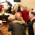 A film crew was in Tallahassee Saturday to work on its documentary on former FSU football coach Bobby Bowden.