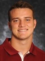 Brycen Campbell, a Farmington native and currently a student assistant coach at New Mexico State University, has been named an assistant coach for the Farmington Frackers.