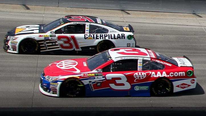 James: NASCAR's first-round playoff eliminations yield no surprises
