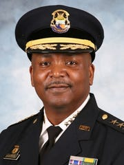 Assistant Police Chief James White
