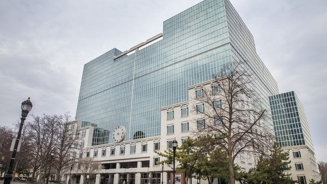 The owners of the Hercules Plaza building in downtown Wilmington, Del., are looking to reduce their city property tax bill by nearly $400,000 a year, which would be one of Wilmington's largest revenue losses on a building in recent years.