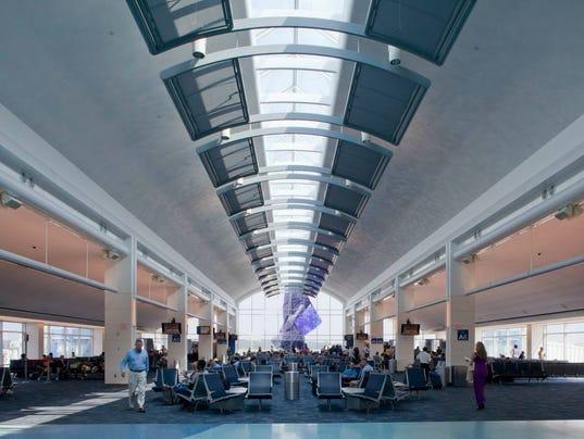 TSA reports quiet week at JIA