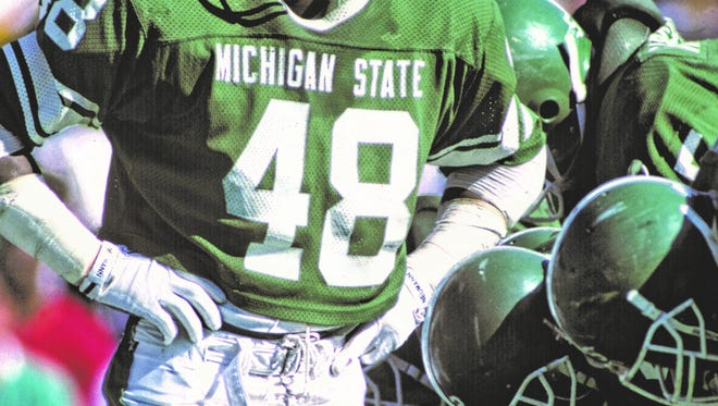 Percy Snow was one of the best to line up at Michigan State during his four-year career. Snow amassed 473 tackles during his four-year career, including 463 in his final three seasons. Those numbers earned Snow a spot in the College Football Hall of Fame.