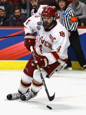 Free agent defenseman Will Butcher will have a number of NHL teams looking to sign him.