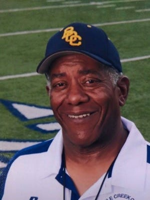 Longtime Battle Creek Central coach Jeff McGinnis died on Monday.