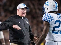 Kentucky football at Mississippi State: Follow along live
