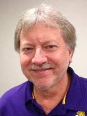 Columbia Central bowling coach Mike Ransom